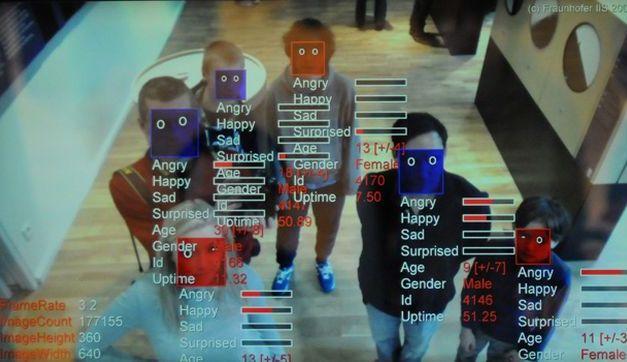 El rostro como dispositivo: De la antropometría a la imagen biométrica.