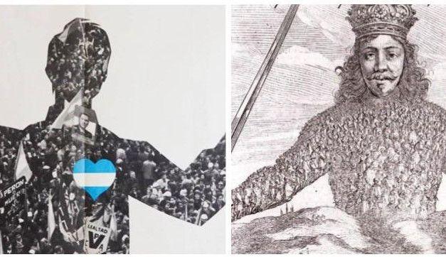 Un modelo perturbado(r). Reflexiones sobre la iconografía política peronista.