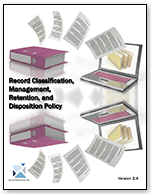 Record Classification and Management