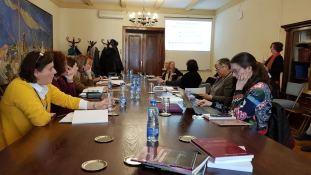 Naučnice u društvu, SANU, 11-13. februar 2020.