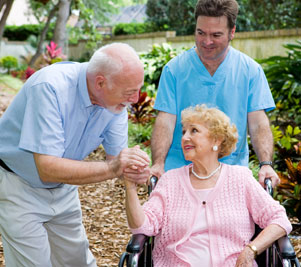 Landscaping Considerations for Senior Centers
