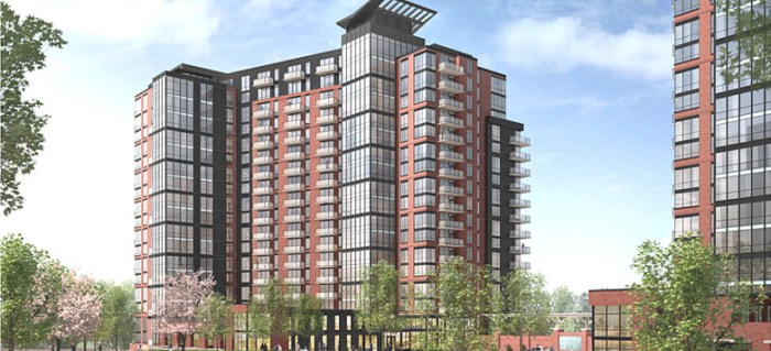 Just Awarded: Landscaping for Aurora at North Bethesda Center