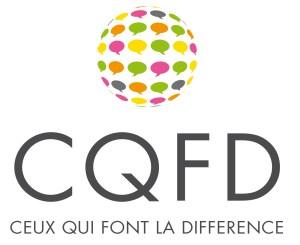 Logo CQFD Réseau des entreprises de l'événementiel Lyon Rhône
