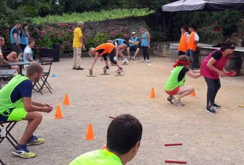 Teambuilding Evénement d'entreprise : Défi Koh Lanta - défi