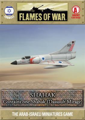 Shahak (Dassault Mirage)