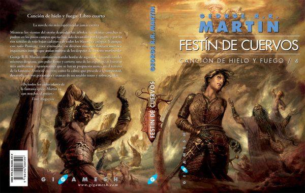 Festín de Cuervos – Canción de Hielo y Fuego – Libro Cuarto |