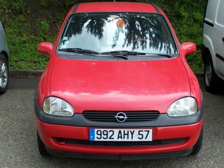 Opel Sarreguemines Opel Corsa Bleu Moselle Mitula Voiture