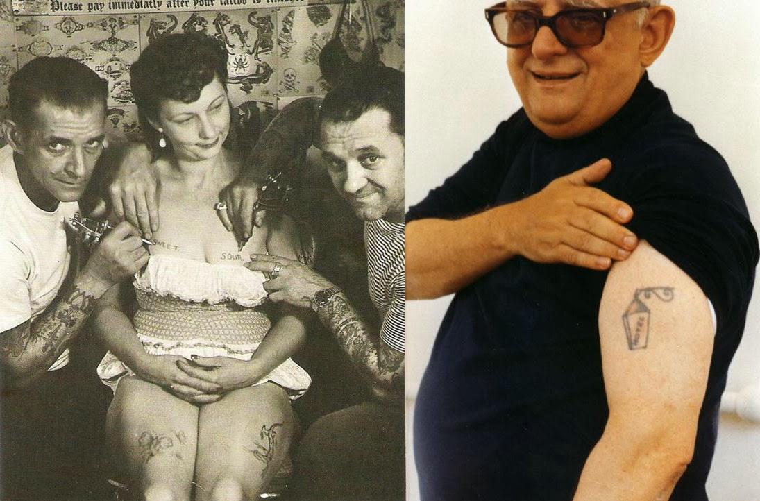 Τα τατουάζ....