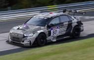 Audi RS3 LMS wins TCR class on VLN debut