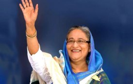 Preparations to accord mass reception to Sheikh Hasina completed