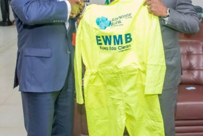 Keystone bank MD and Edo Governor e-NIGERIANG