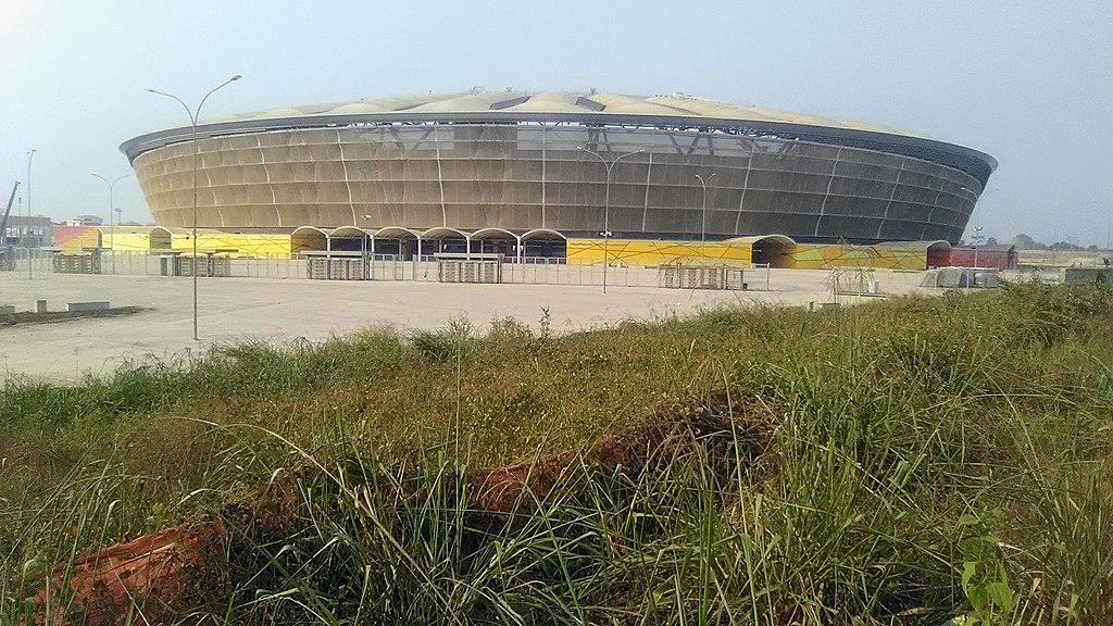 صورة ملعب جاموبا دوالامنالخارج