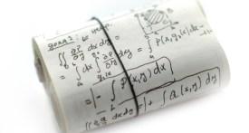 Equations mathématiques