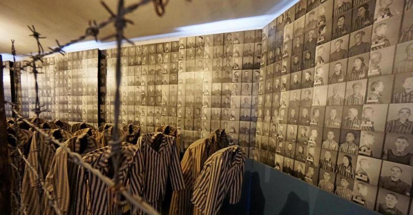In den Gebäuden des sogenannten Stammlagers Auschwitz I wird an die rund 1,5 Millionen Ermordeten erinnert. <b>Henning Noske</b>