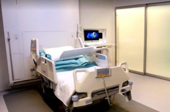חדר בית החולים של העתיד (2020)