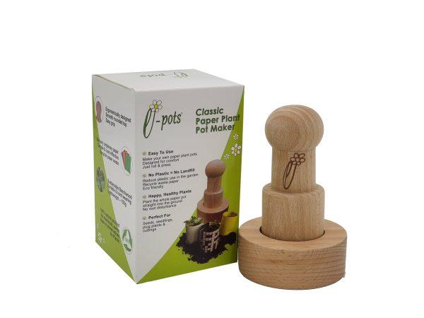 e-pots classic paper pot maker