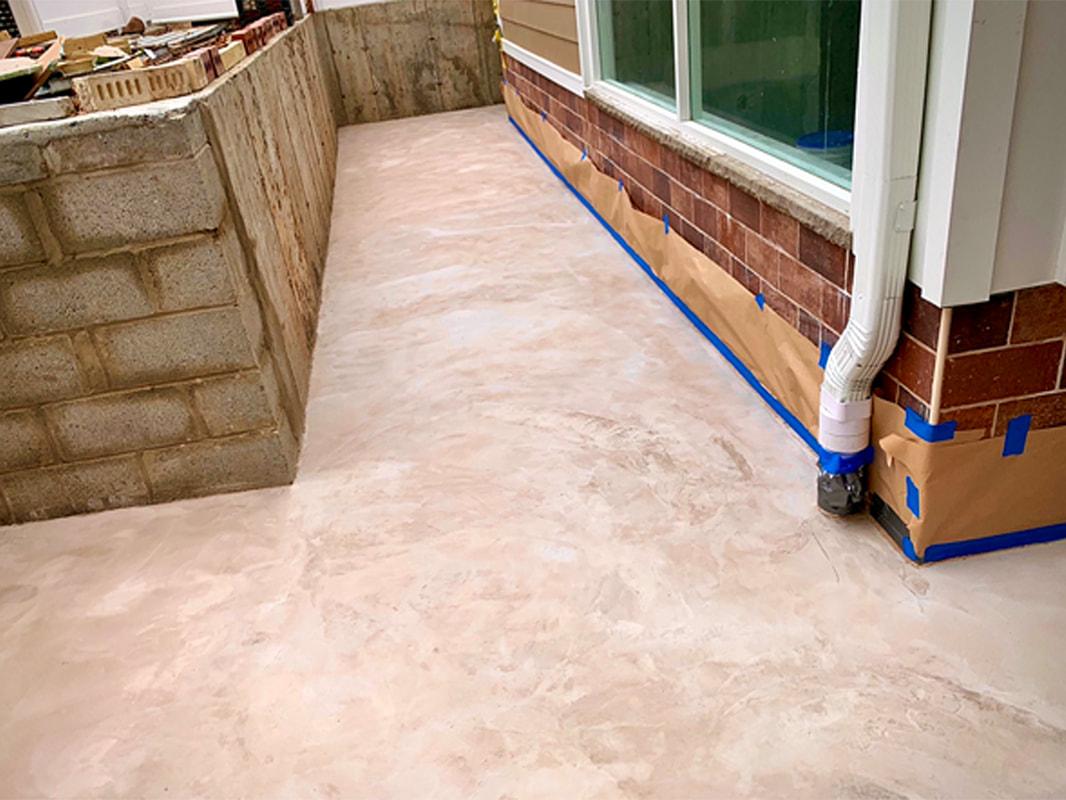concrete coatings epoxy floor systems
