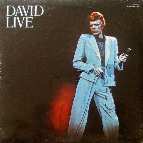 David Bowie Vinyl Record Albums