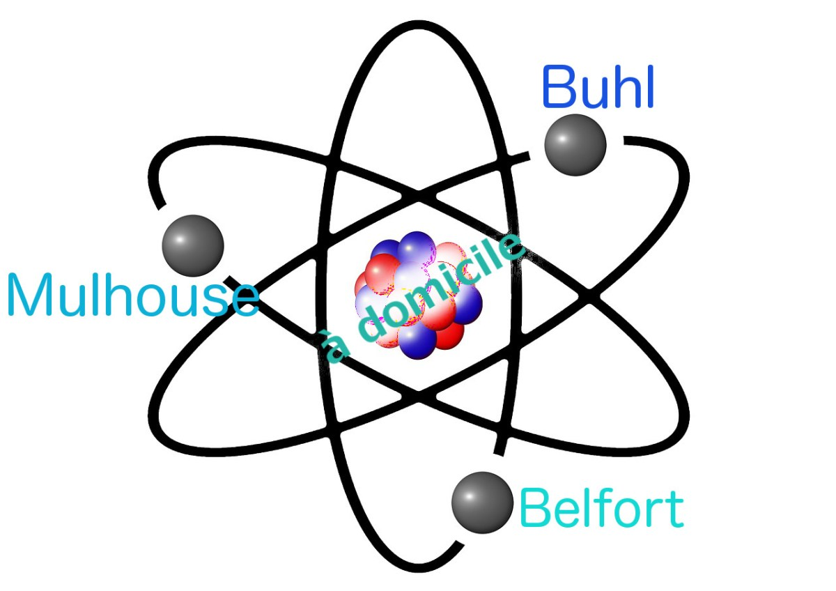 Lieux de consultation : Buhl, Mulhouse , Belfort et à domicile
