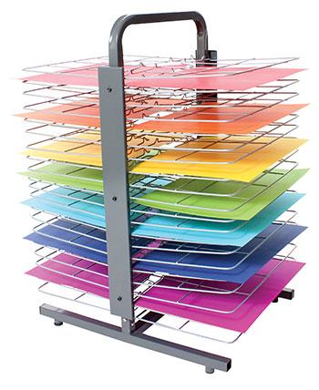 educational furniture drying racks