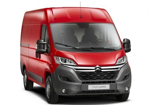 CITROËN – Jumper Fourgon TOLE 35 L3H2 BLUEHDI 160 BVM6 CLUB