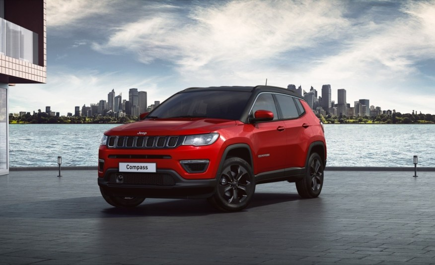 Jeep – Compass 1.6 MultiJet S&S 120ch Sport