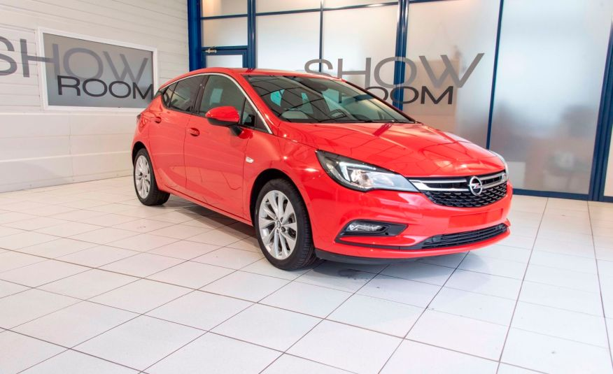 Opel Astra 1.4 Turbo 150 ch Innovation BVA