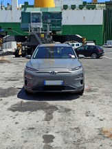 Hyundai Kona electric Réunion by e-runcars