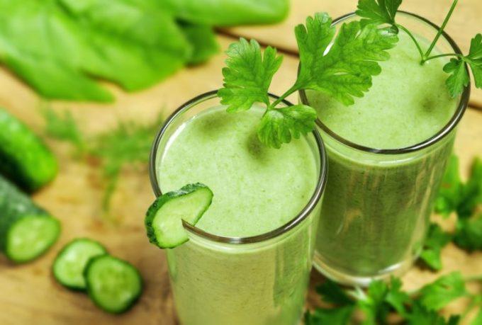 Prírodná Viagra zelerový nápoj