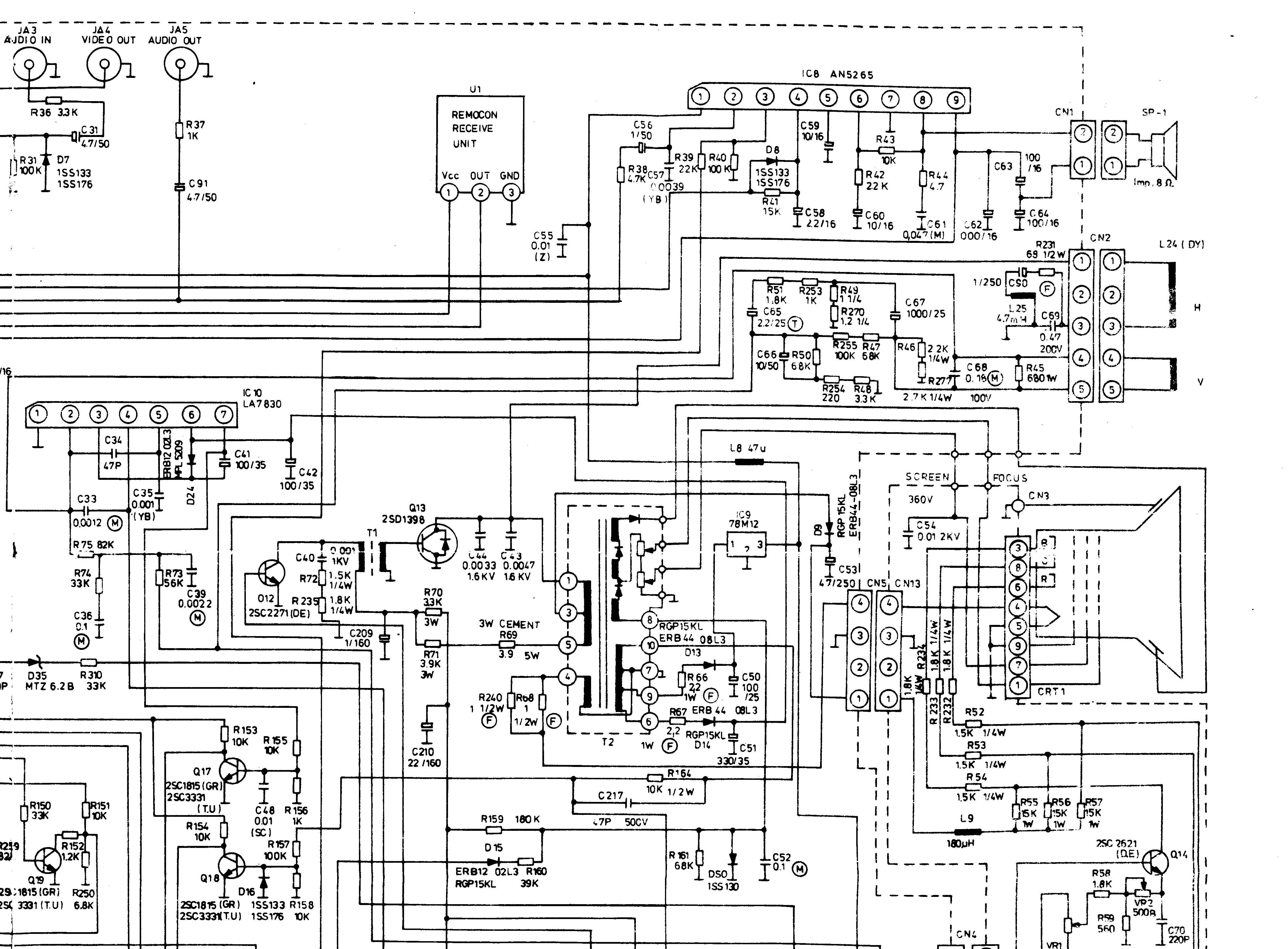 Funai Tv Schematic Diagram In Format E