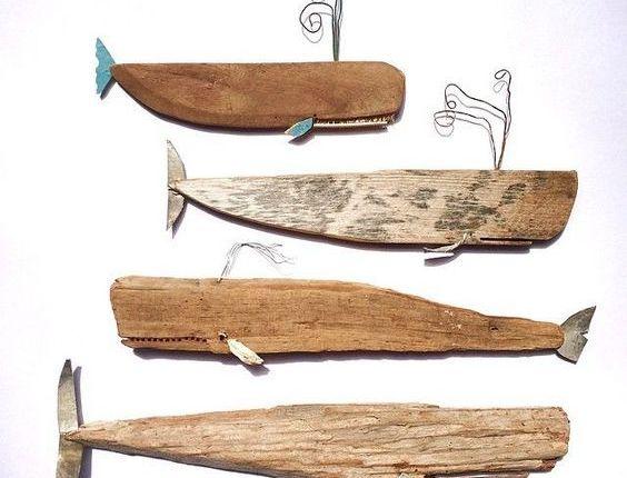 Естествени декорации от дърво