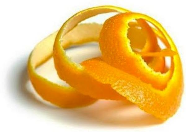 Не хвърляйте портокаловата кора, пак ще ви трябва
