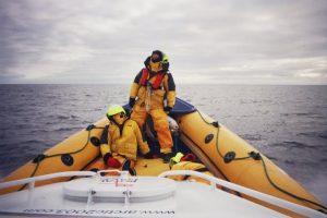 пресичане на Северния Атлантик с лодка