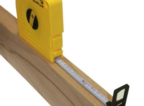 измерване с ролетка