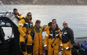 Беър Грилс: с лодка от Атлантика до Тихия океан