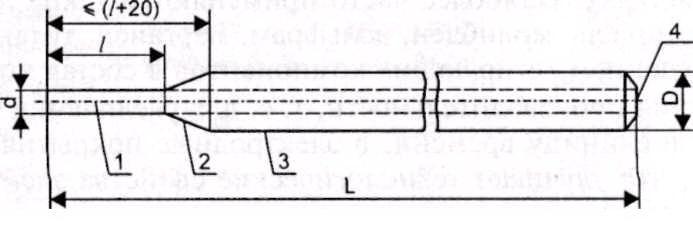 Конструкция на заваръчните електроди