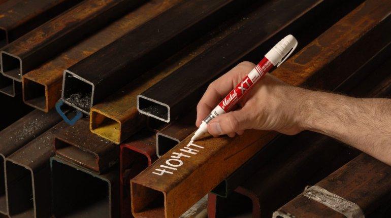 Идентифициране на детайли чрез маркиране с маркери