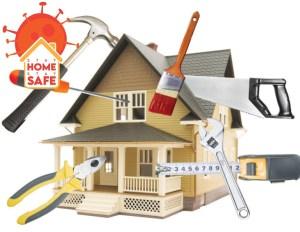 останете си вкъщи и ремонтирайте сами