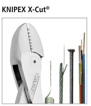 Клещи за рязане на тел KNIPEX X-Cut®