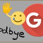 Adiós a Google Plus