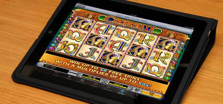 Win Big Money At Progressive Slots Game