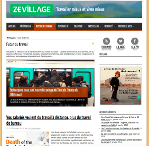 Coworking-Zevillage Nextdoor accueille e-Strategic