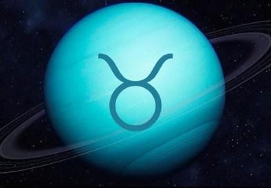 Uranus în Taur 2018-2026 – semnificaţia astrologică