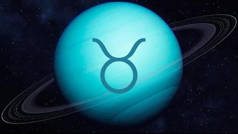 Uranus în Taur