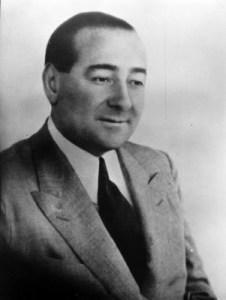 Ο Αντνάν Μεντερές, ιδρυτής του Δημοκρατικού Κόμματος στην Τουρκία
