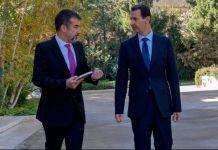 """ΤΕΛΟΣ ΤΟ ΠΑΝΗΓΥΡΙ ΤΩΝ ΜΚΟ ΓΙΑ """"ΠΡΟΣΦΥΓΕΣ"""" Μπασάρ αλ-Άσσαντ: """"Οι Σύροι πρόσφυγες μπορούν άφοβα να επιστρέψουν στη Συρία"""""""