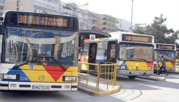 Τρομοκρατικές απειλές από Αλγερινό κλέφτη σε λεωφορείο του ΟΑΣΘ