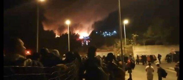 Στο έλεος των αλλοδαπών Μόρια και Μυτιλήνη: Οι κάτοικοι απεγνωσμένα ζητούν βοήθεια