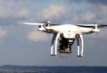 Με drone επέβλεπαν την διαμαρτυρία των πυροσβεστών στη Βουλή!