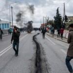 Μεταναστευτικό: Σενάρια red blue στη Λέσβο